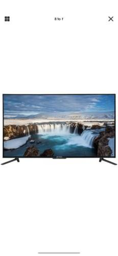 "Sceptre 55"" Class 4K Ultra HD  LED TV"