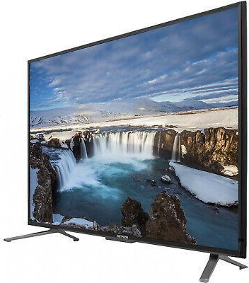 55 Ultra HD LED TV Surround Sound Home Appliances