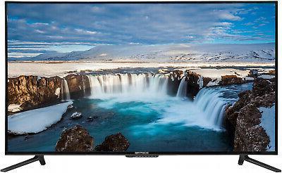 55 ultra hd led tv 2160p black