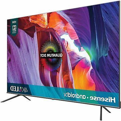 Hisense Quantum 4K Smart TV HDMI -