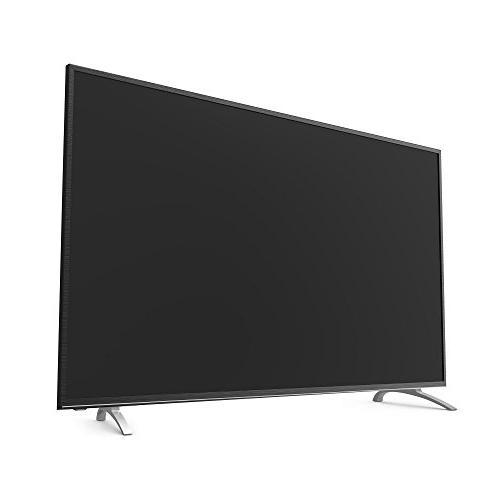 Hitachi UHD HDR Smart TV, Black