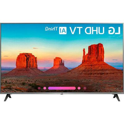"LG 55UK7700PUD 55"" Class 4K HDR Smart LED AI UHD TV w/ThinQ"