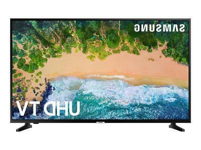 "Samsung Flat 58"" 4K UHD 7 Smart TV 2018"