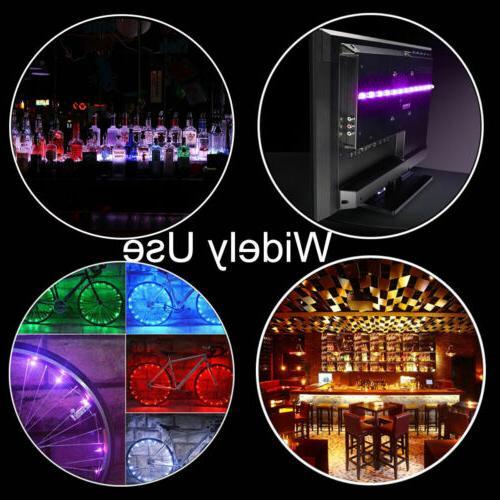 4 x TV LED Backlight 5050 RGB Remote