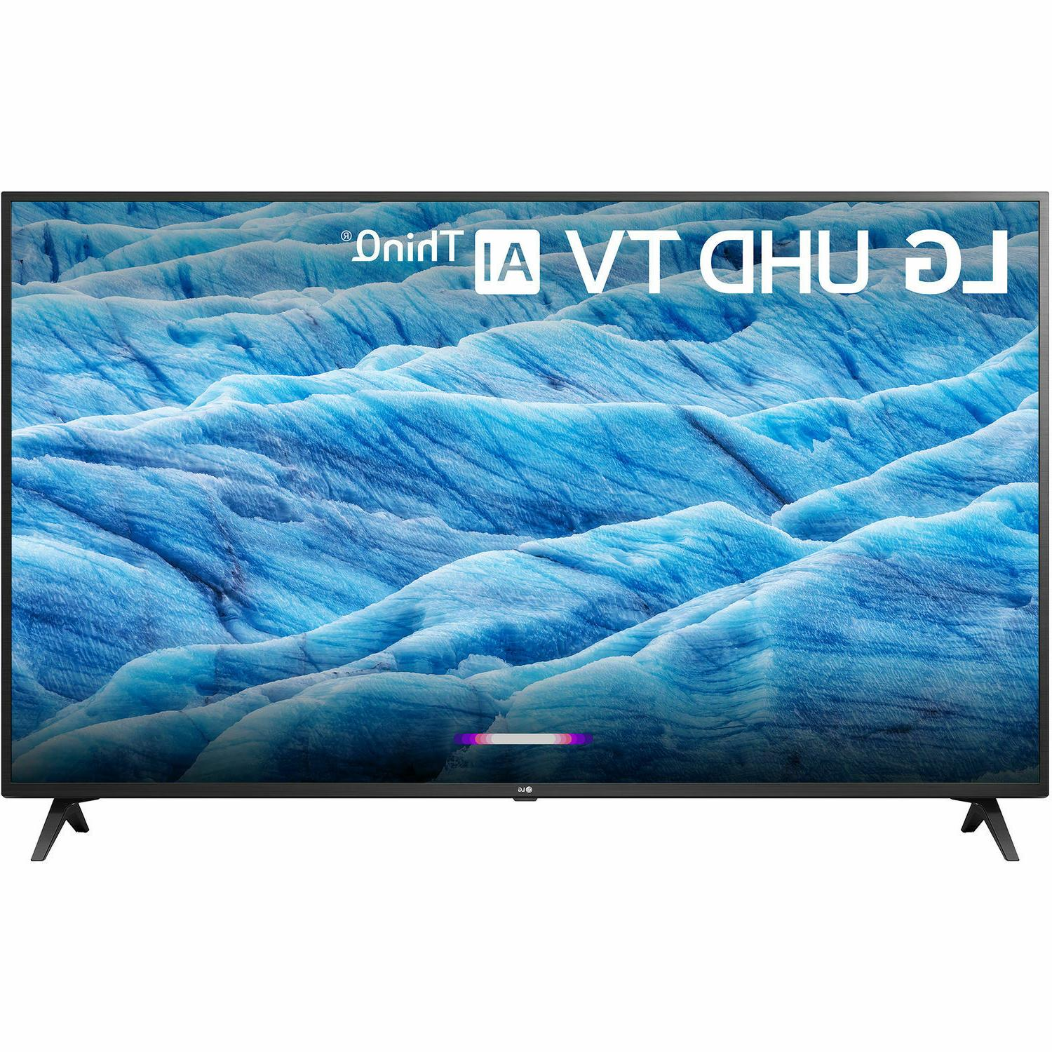 "Samsung 7-Series 40"" 4K Ultra HD HDR Slim Design Smart TV -"