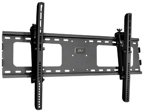 "Black Wall Mount Bracket for Sharp AQUOS SMART 52"" inch LED TV/Television"