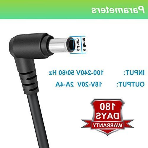 BN44-00837A A6619/_FSM 19V AC Power Adapter for Samsung UE UN Series LED HDTV TV