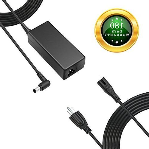 For Samsung 19V LCD LED HDTV TV Plasma DLP Monitor Power Cor