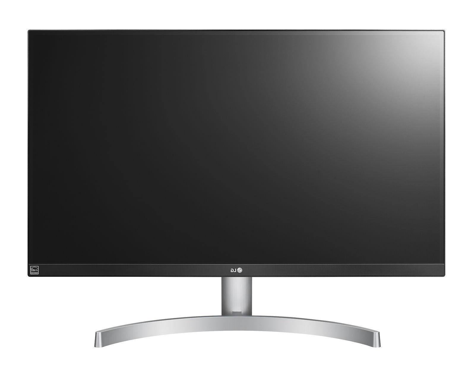 LG 27UK600-W 27 inch 4K UHD HDR 10 IPS LED FreeSync Monitor