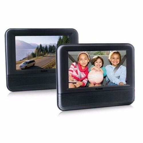 New 7.0-inch DualScreen DVD