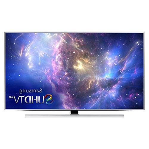 Samsung 55-Inch 4K Smart LED 3D TV UN55JS8500FXZA