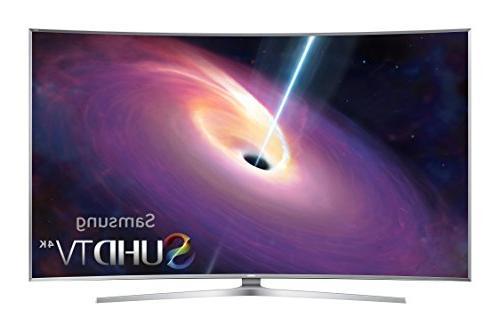 Samsung UN65JS9000 Curved 65-Inch 4K Ultra HD 3D Smart LED T