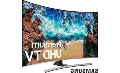 Samsung UN65NU8500 curved Smart 4K Ultra