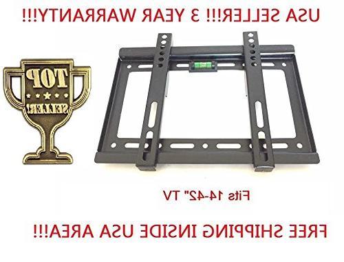 Simply Silver - Wall Mount - TV Monitor 777 LCD LED VESA Wal