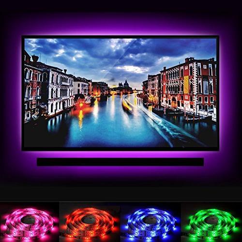 Vansky Backlight Bias Strip LED Light Remote 30-55 Strain Image