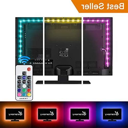 Vansky Tv Backlight Kit Bias Lighting For Led Strip Light