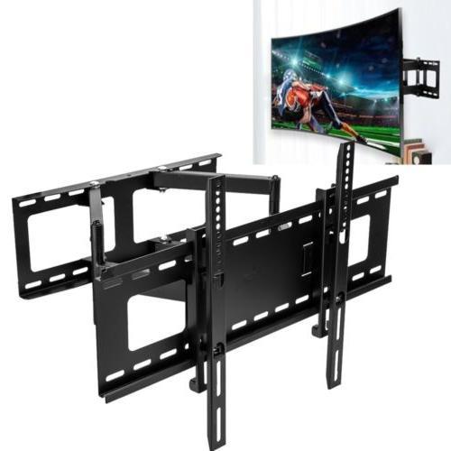 adjustable curved panel tv wall