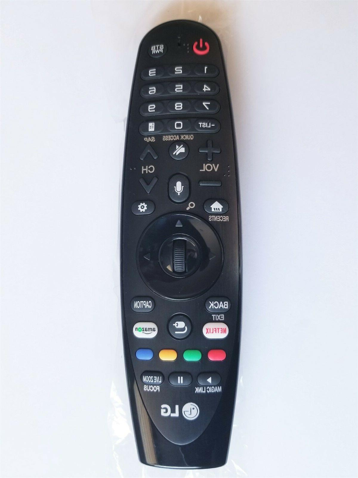 LG AN-MR650A Magic Remote Control for 4K UHD Smart TV