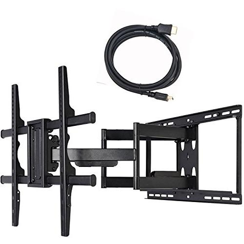 VideoSecu TV Wall Mount for LED LCD OLED Plasma Flat Screen TV 684x400,600x400,400x400,200x200mm
