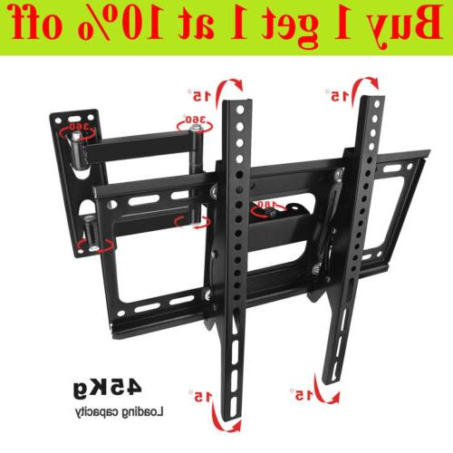 articulating tilting curved tv wall mount 26
