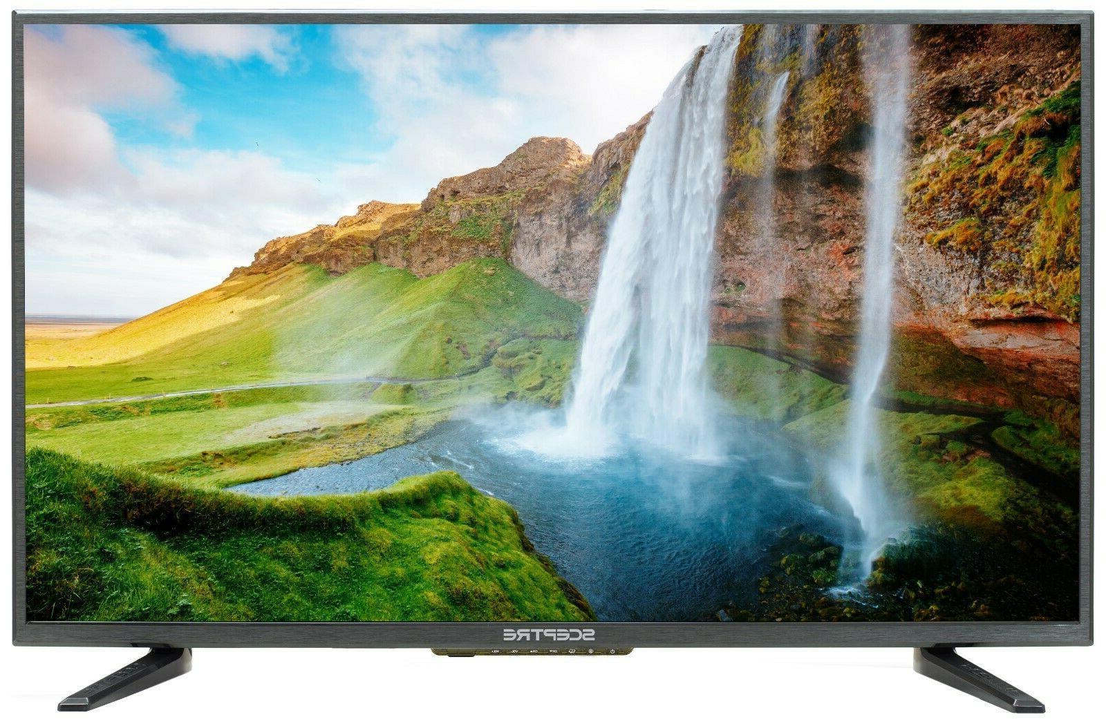 "Best Sceptre 32"" Inch TV LED LCD Flat Screen 32inch HD Small"