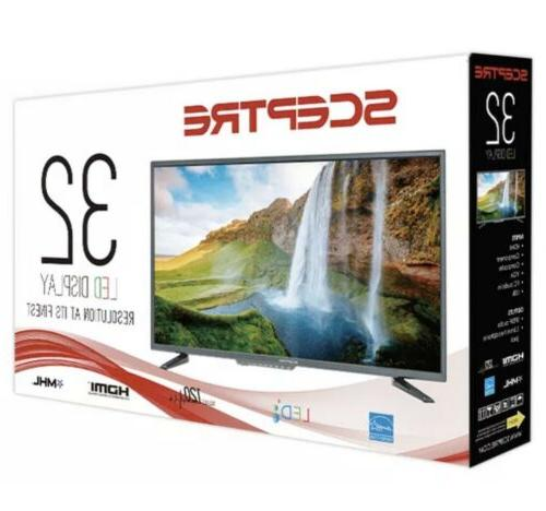 """Best 32"""" TV LED Screen 32inch HD Small Monitor Cheap"""