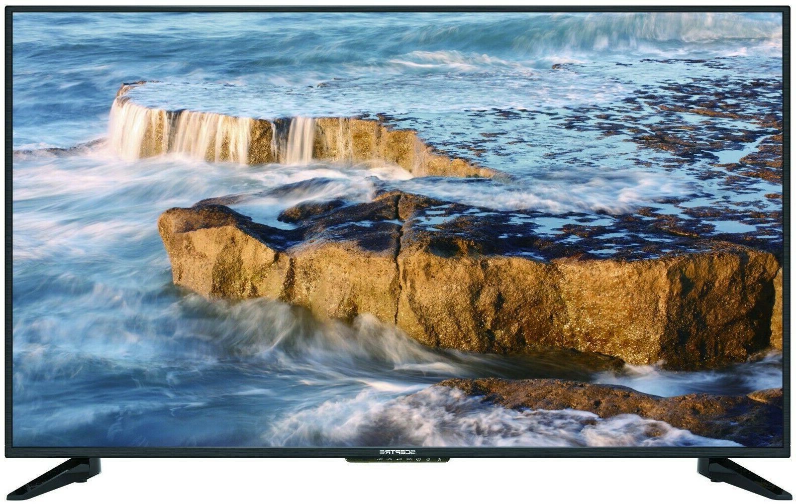 Brand Sceptre Class UHD LED TV