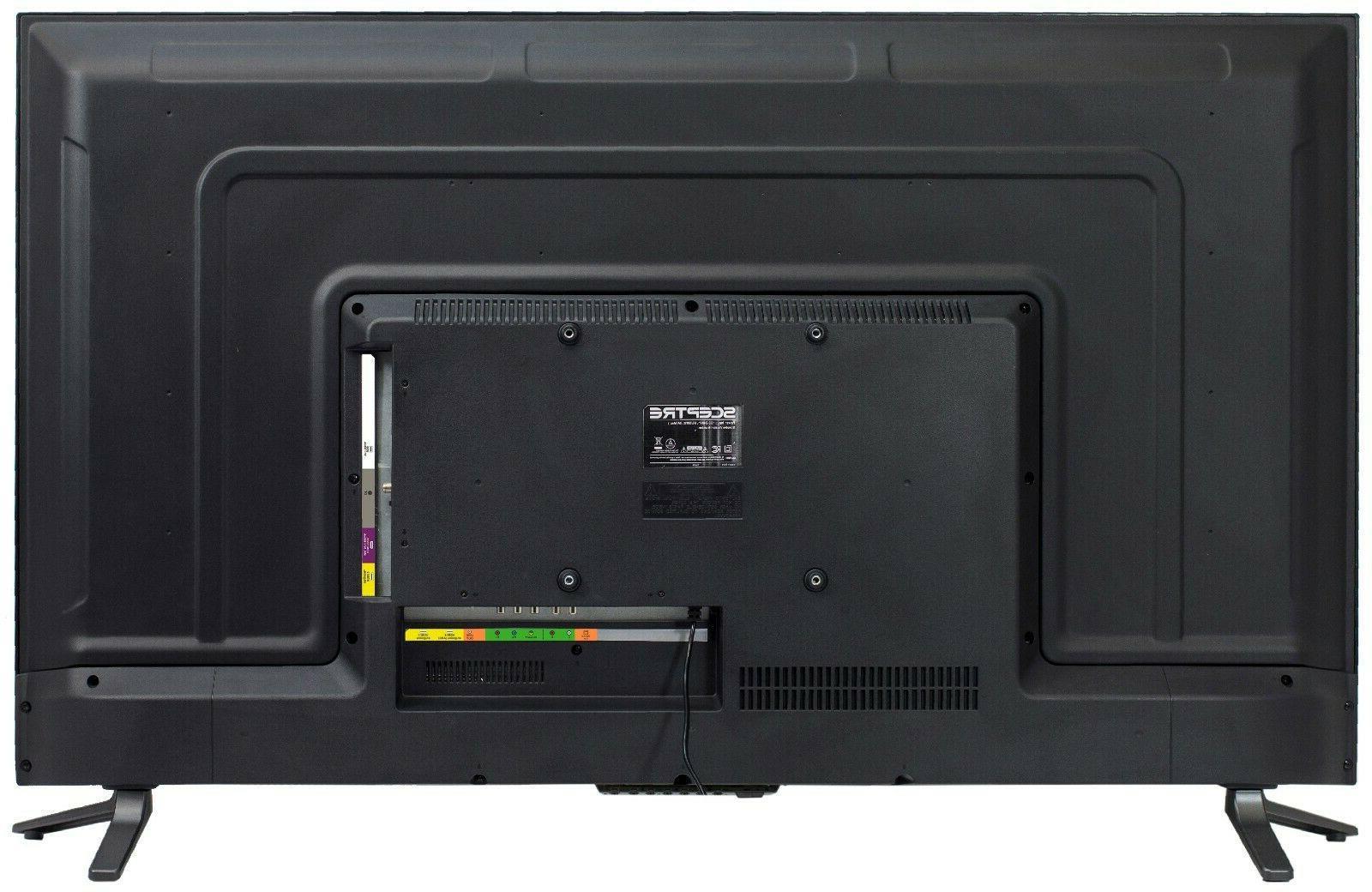 Brand New Sceptre Class 4K UHD TV HDR