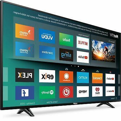 "Brand 50"" 4K HDR Smart LED TV 50PFL5703/F7"