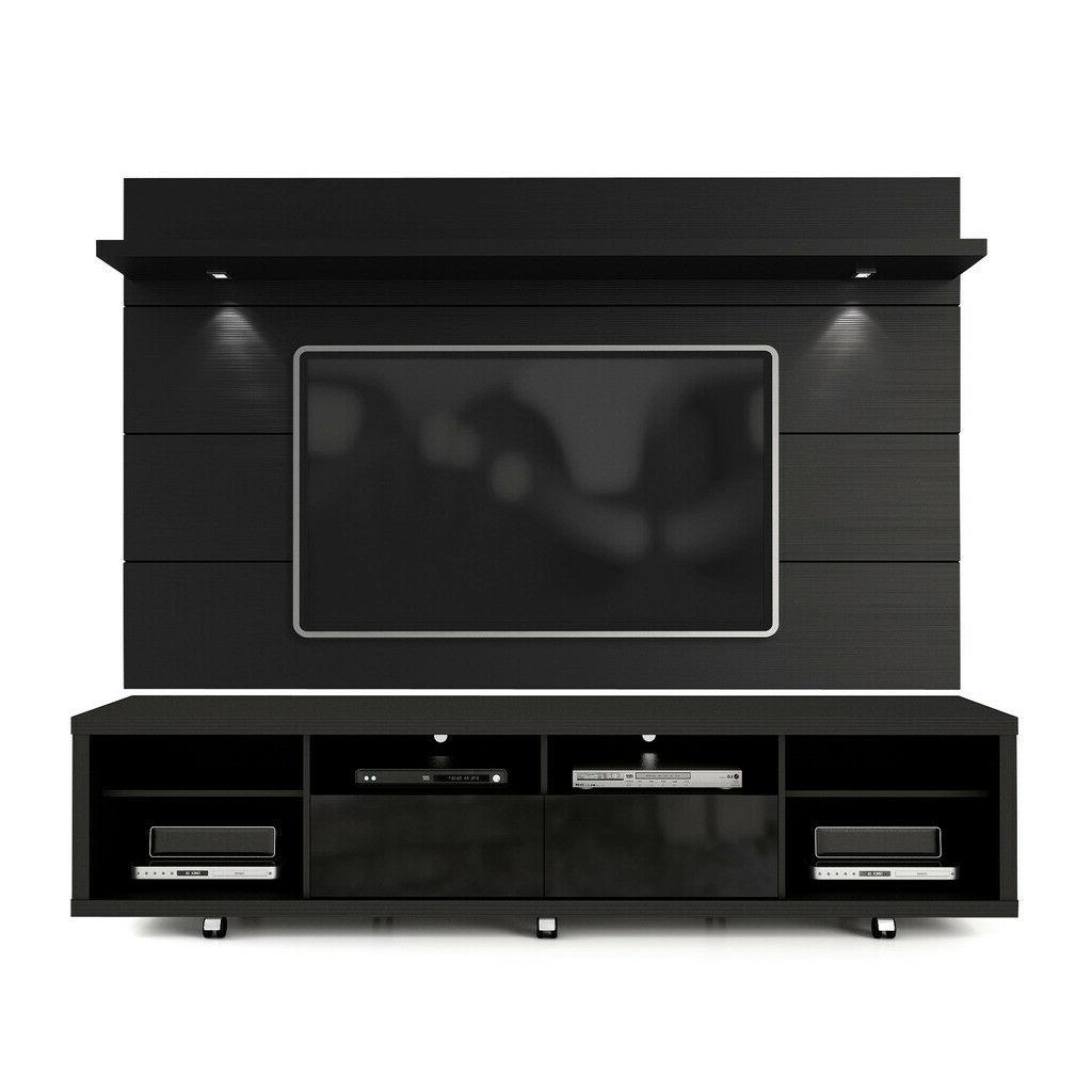cabrini tv stand floating wall