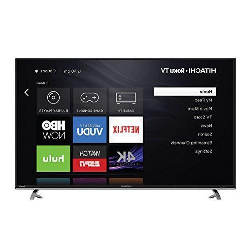 Hitachi UHD Smart TV 50R8