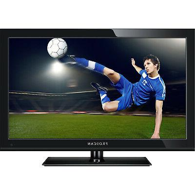 "Curtis PLED2435A Proscan 24"" Led 1080p 60hz 5ms"