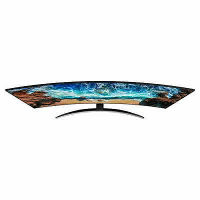 Samsung Curved HDR LCD UN55NU8500FXZA