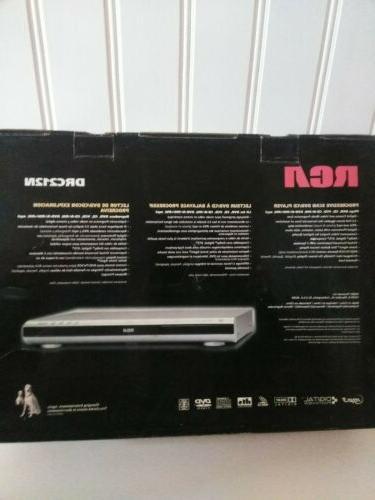 RCA DRC212 DVD CD Player