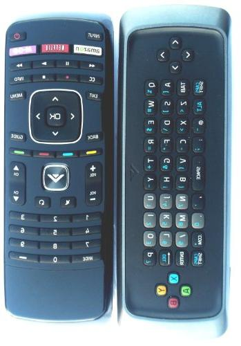dual side keyboard internet remote