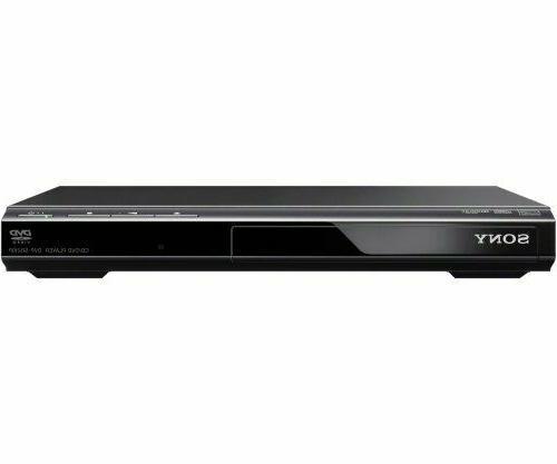 Sony DVPSR210P Home Remote Control DVD /CD/MP3 Player JPEG
