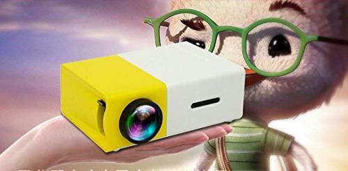 LED 1080P Built-in Media Player Laptop Projectors