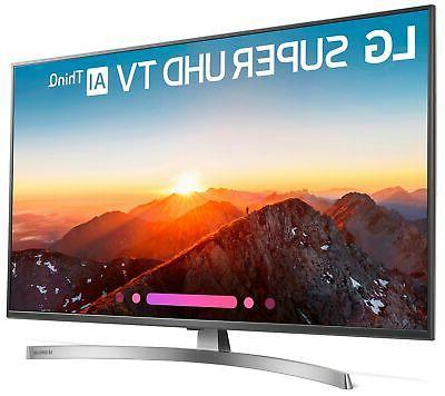 LG 49SK8000 4K Ultra Smart LED TV 49