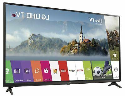 LG 49UJ6300 4K Ultra LED TV