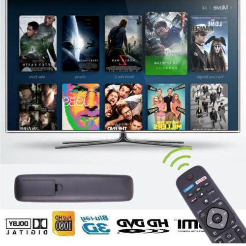 Universal LCD/LED Smart TV Remote Control with NetFlix Butto