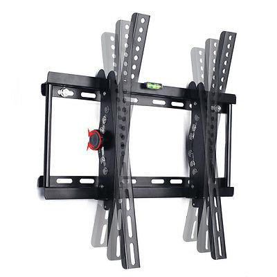 Flat Tilt TV Mount Bracket 26 32 40 60 Inch LCD LED