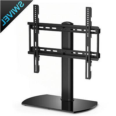 """Swivel Universal TV Stand with mount Tabletop Base for 32""""50"""