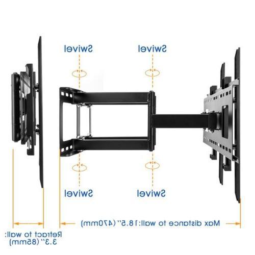 "Curved / Wall Bracket LCD LG 30 48 55 65 70"""