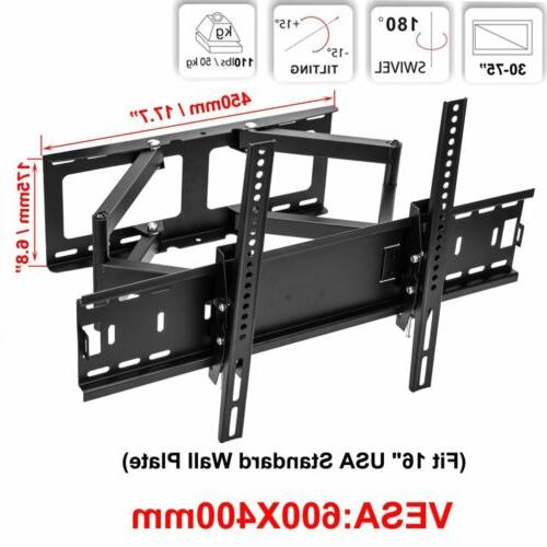 Full Motion Mount 32 37 40 55 65 LED