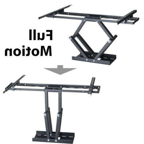 Full Motion TV Mount 24 37 40 46 55 60 70 LED