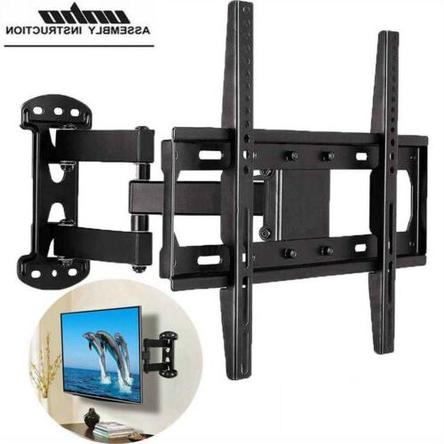 Full Motion TV Wall Mount Swivel Bracket for Vizio TCL 13 22