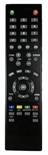 USBRMT NEW GENERIC SEIKI REPLACEMENT REMOTE FOR SEIKI LCD /