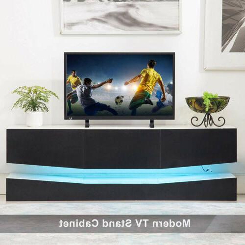 Floating Wall Entertainment Cabinet