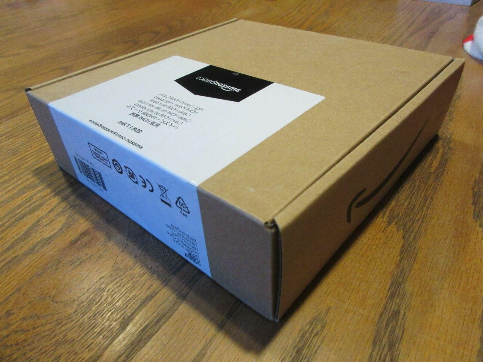 AmazonBasics HDMI Bluray 3D DVD PS3 HDTV LCD LED 1080P