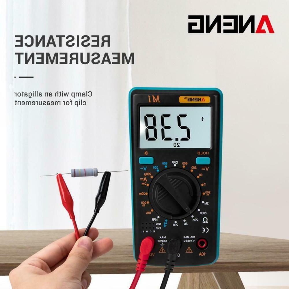 LED LCD Digital AC/DC Meter